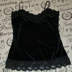 XL polyester spandex lace tankini